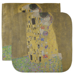 The Kiss (Klimt) - Lovers Facecloth / Wash Cloth