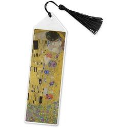 The Kiss (Klimt) - Lovers Book Mark w/Tassel