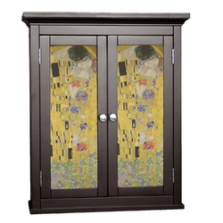 The Kiss (Klimt) - Lovers Cabinet Decal - Custom Size