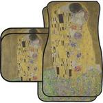 The Kiss (Klimt) - Lovers Car Floor Mats