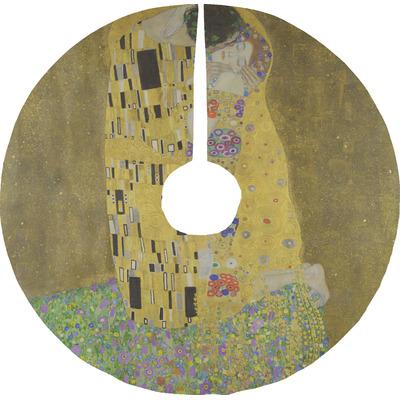 The Kiss (Klimt) - Lovers Tree Skirt
