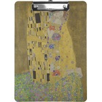 The Kiss (Klimt) - Lovers Clipboard