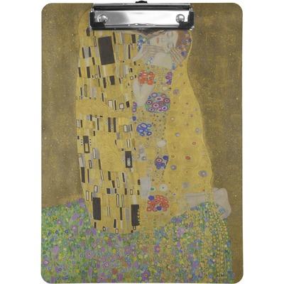 The Kiss (Klimt) - Lovers Clipboard