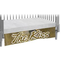 The Kiss (Klimt) - Lovers Crib Skirt
