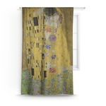 The Kiss (Klimt) - Lovers Curtain