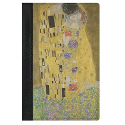 The Kiss (Klimt) - Lovers Genuine Leather Passport Cover