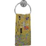 The Kiss (Klimt) - Lovers Hand Towel - Full Print