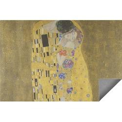 The Kiss (Klimt) - Lovers Indoor / Outdoor Rug