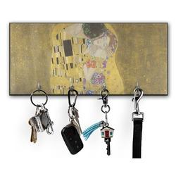 The Kiss - Lovers Key Hanger w/ 4 Hooks