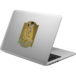The Kiss (Klimt) - Lovers Laptop Decal