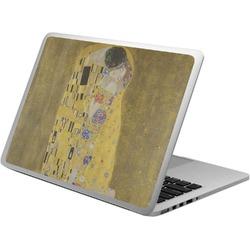 The Kiss (Klimt) - Lovers Laptop Skin - Custom Sized