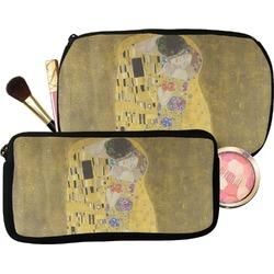 The Kiss (Klimt) - Lovers Makeup / Cosmetic Bag