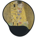 The Kiss (Klimt) - Lovers Mouse Pad with Wrist Support