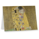 The Kiss (Klimt) - Lovers Note cards