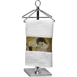 The Kiss (Klimt) - Lovers Finger Tip Towel