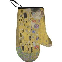 The Kiss (Klimt) - Lovers Oven Mitt