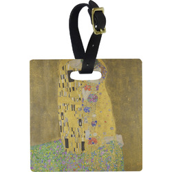 The Kiss (Klimt) - Lovers Luggage Tags