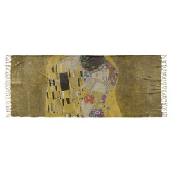 The Kiss - Lovers Faux Pashmina Scarf