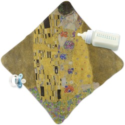 The Kiss (Klimt) - Lovers Security Blanket