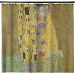 The Kiss (Klimt) - Lovers Shower Curtain