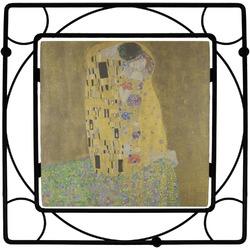 The Kiss (Klimt) - Lovers Trivet