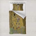 The Kiss (Klimt) - Lovers Toddler Bedding