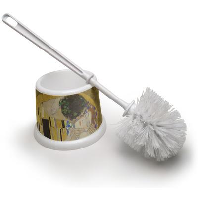 The Kiss (Klimt) - Lovers Toilet Brush