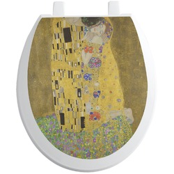 The Kiss (Klimt) - Lovers Toilet Seat Decal