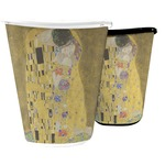 The Kiss (Klimt) - Lovers Waste Basket