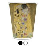 The Kiss (Klimt) - Lovers Waste Basket
