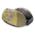 The Kiss (Klimt) - Lovers Travel Neck Pillow