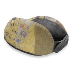 The Kiss - Lovers Travel Neck Pillow
