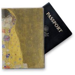 The Kiss - Lovers Vinyl Passport Holder