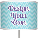 "Design Your Own 13"" Drum Lamp Shade (Personalized)"