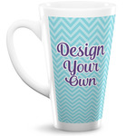 Design Your Own 16 Oz Latte Mug