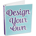 Design Your Own 3-Ring Binder (Personalized)