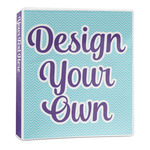 Design Your Own 3-Ring Binder - 1 inch