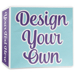 Design Your Own 3-Ring Binder - 3 inch