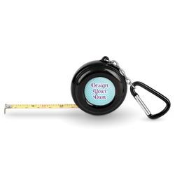 Design Your Own Pocket Tape Measure - 6 Ft w/ Carabiner Clip
