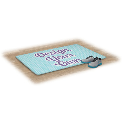 Design Your Own Personalized Accent Rug - 4'x2.5'