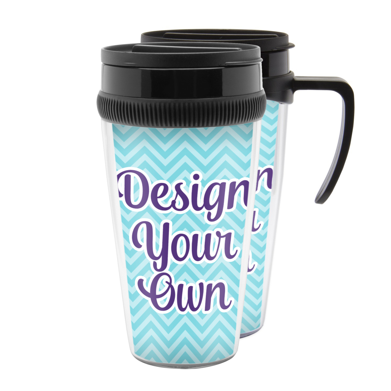 Design Your Own Acrylic Travel Mugs Youcustomizeit