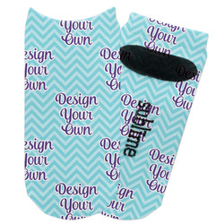 Design Your Own Adult Ankle Socks (Personalized)