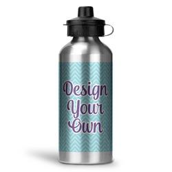 Design Your Own Water Bottle - Aluminum - 20 oz