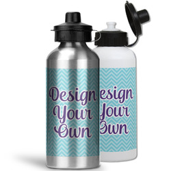 Design Your Own Water Bottles- Aluminum