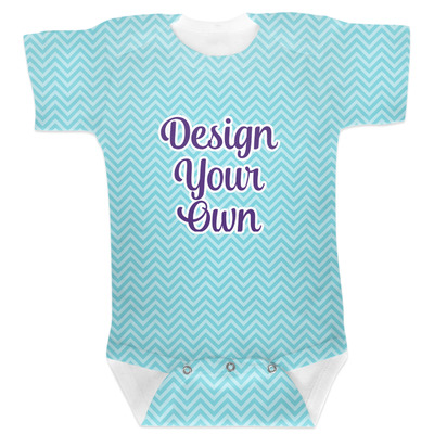 Design Your Own Personalized Baby Bodysuit