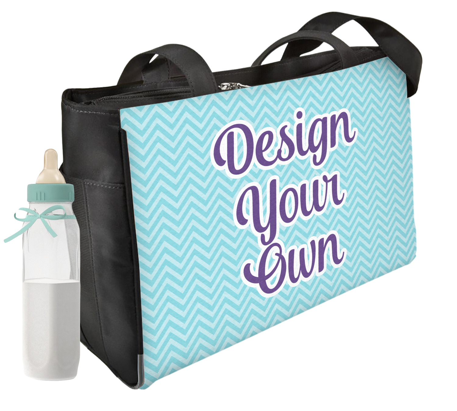 Design Your Own Personalized Diaper Bag