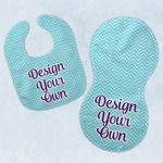 Design Your Own Baby Bib & Burp Set