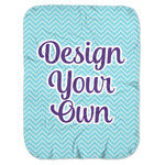 Design Your Own Baby Swaddling Blanket (Personalized)