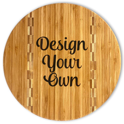 Design Your Own Bamboo Cutting Board