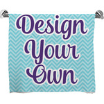 Design Your Own Full Print Bath Towel (Personalized)